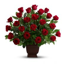 Teleflora\'s Rose Tribute