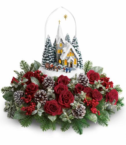 Thomas Kinkade\'s Starry Night by Teleflora