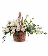 Basket of Light by Teleflora