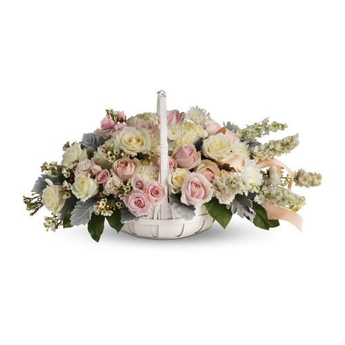 Dawn of Remembrance Basket by Teleflora