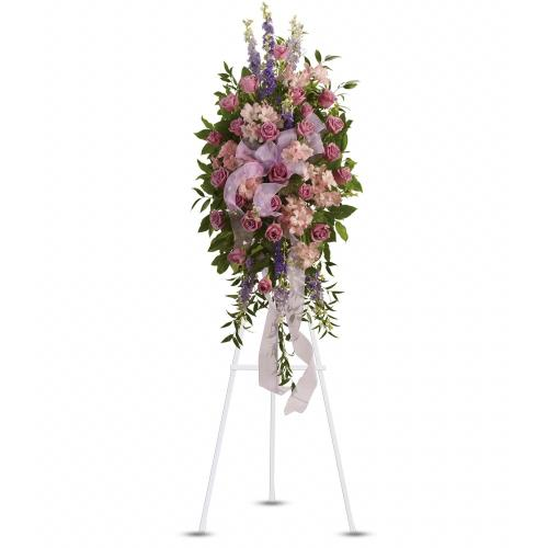 Finest Farewell Spray by Teleflora